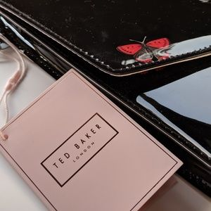 Ted Baker Butterfly Clutch Bag